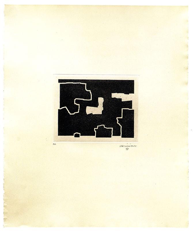 Eduardo Chillida. Grafik