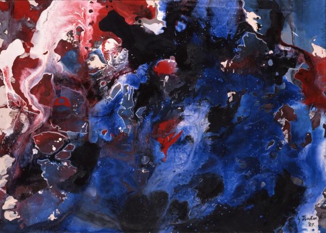Fred Thieler. Farbklänge