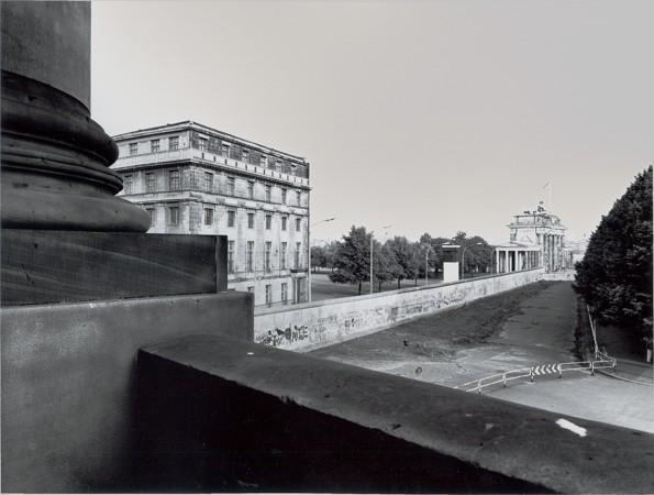 Manfred Hamm. Berliner Mauer