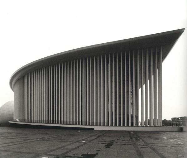 Manfred Hamm. Europäische Konzerthäuser/European Concert Halls
